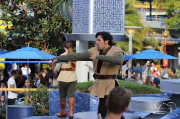 Jedi Training Trials of the Temple Disneyland-14