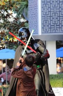 Jedi Training Trials of the Temple Disneyland-148