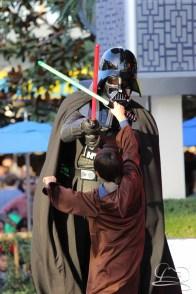 Jedi Training Trials of the Temple Disneyland-149