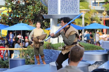 Jedi Training Trials of the Temple Disneyland-15