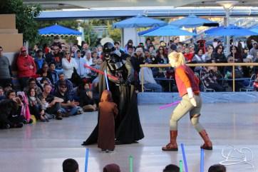 Jedi Training Trials of the Temple Disneyland-166