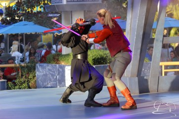 Jedi Training Trials of the Temple Disneyland-205