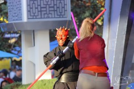 Jedi Training Trials of the Temple Disneyland-210