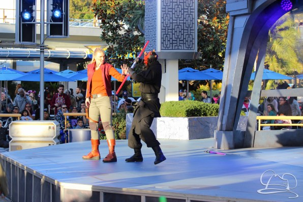 Jedi Training Trials of the Temple Disneyland-215