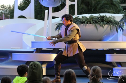 Jedi Training Trials of the Temple Disneyland-232