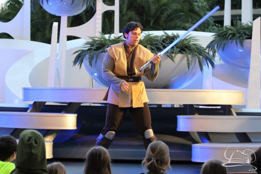Jedi Training Trials of the Temple Disneyland-233