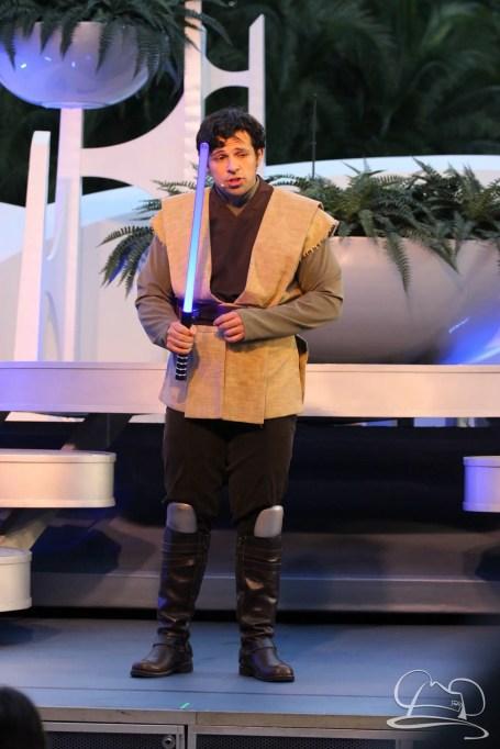 Jedi Training Trials of the Temple Disneyland-236