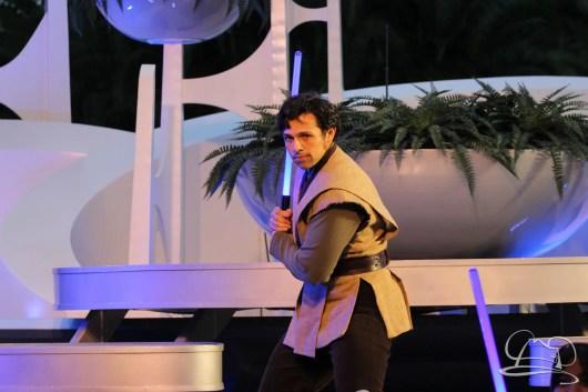 Jedi Training Trials of the Temple Disneyland-241