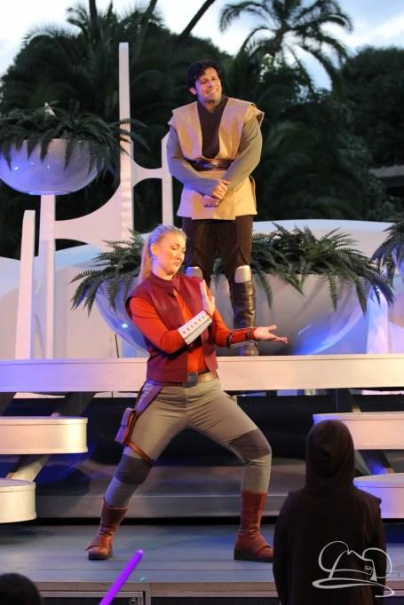 Jedi Training Trials of the Temple Disneyland-244