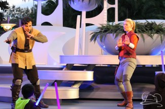 Jedi Training Trials of the Temple Disneyland-245