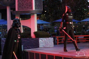 Jedi Training Trials of the Temple Disneyland-322