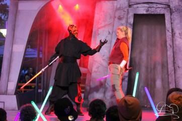 Jedi Training Trials of the Temple Disneyland-347