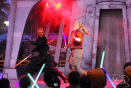 Jedi Training Trials of the Temple Disneyland-348