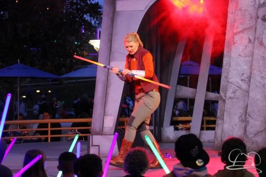 Jedi Training Trials of the Temple Disneyland-352