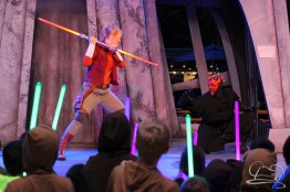 Jedi Training Trials of the Temple Disneyland-355