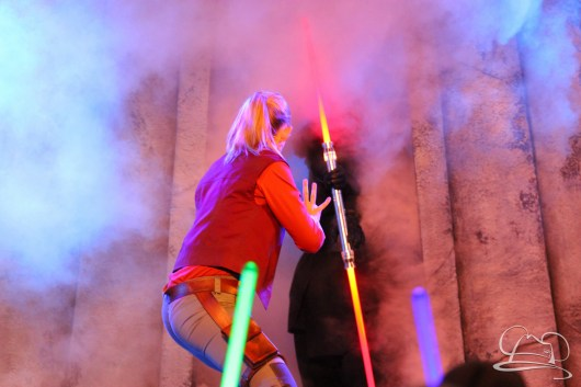 Jedi Training Trials of the Temple Disneyland-361
