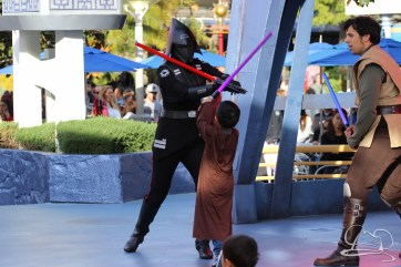 Jedi Training Trials of the Temple Disneyland-80