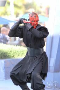 Jedi Training Trials of the Temple Disneyland-95