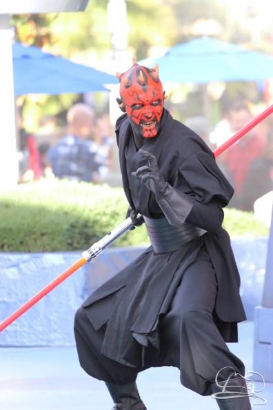 Jedi Training Trials of the Temple Disneyland-96