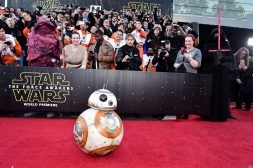 HOLLYWOOD, CA - DECEMBER 14: Sphero BB-8 attends the World Premiere of ?Star Wars: The Force Awakens? at the Dolby, El Capitan, and TCL Theatres on December 14, 2015 in Hollywood, California. (Photo by Alberto E. Rodriguez/Getty Images for Disney) *** Local Caption *** Sphero BB-8