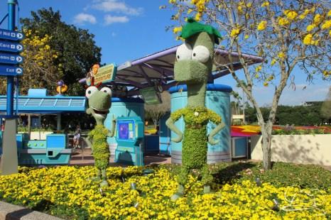 Walt Disney World - Day 1-107