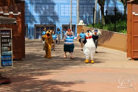 Walt Disney World - Day 1-25