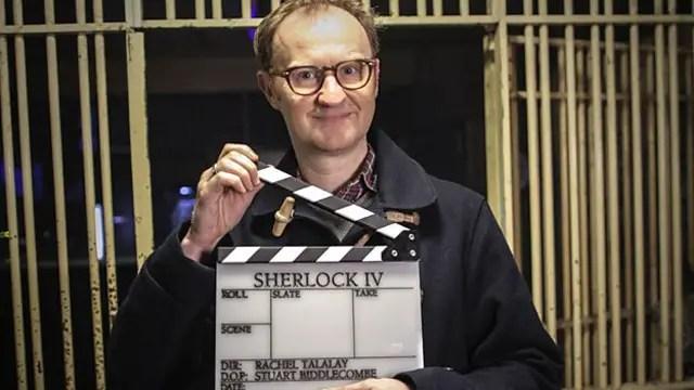 Sherlock Begins Filming Season 4