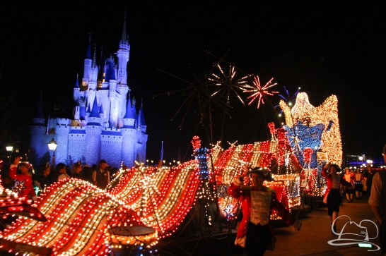 Walt Disney World Day 2 - Magic Kingdom-163