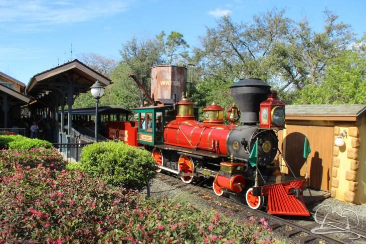 Walt Disney World Day 2 - Magic Kingdom-28