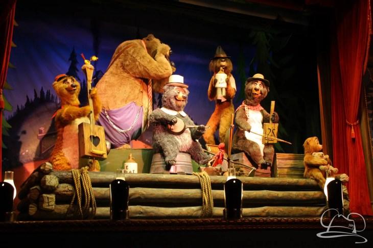 Walt Disney World Day 2 - Magic Kingdom-38