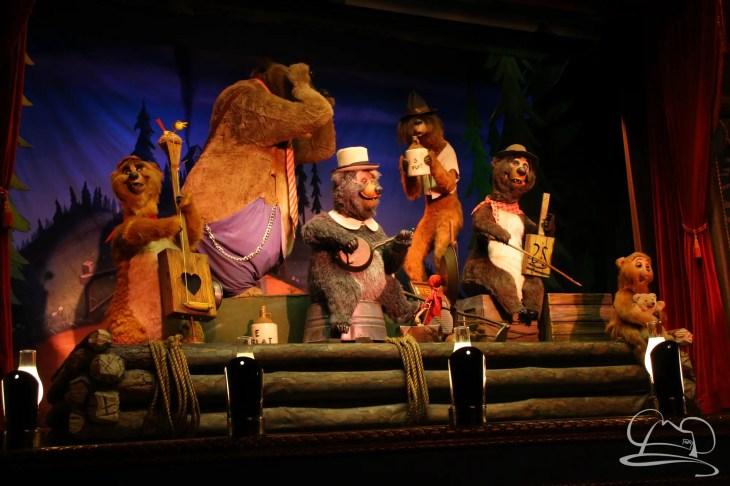 Walt Disney World Day 2 - Magic Kingdom-39