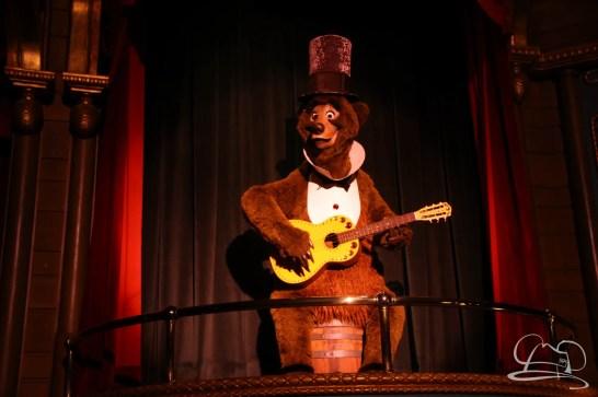 Walt Disney World Day 2 - Magic Kingdom-42
