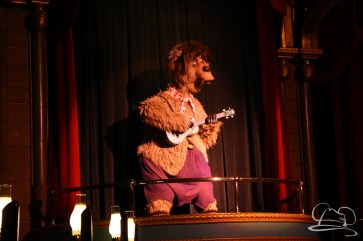 Walt Disney World Day 2 - Magic Kingdom-45
