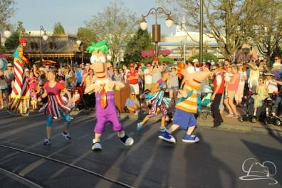 Walt Disney World Day 2 - Magic Kingdom-77