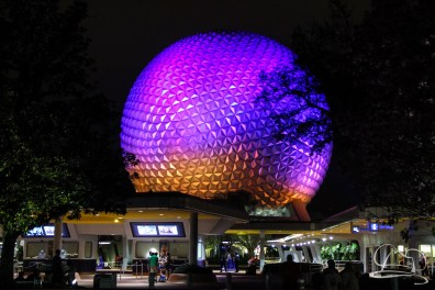 Walt Disney World Day 3 - Epcot and Magic Kingdom-101