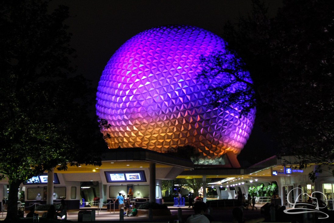Walt Disney World Day 3 - Epcot and Magic Kingdom-102
