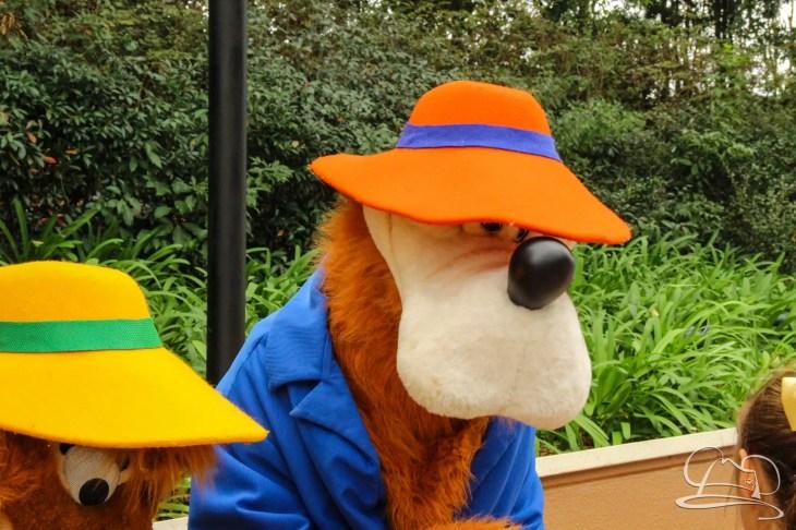 Walt Disney World Day 3 - Epcot and Magic Kingdom-35