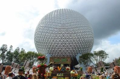 Walt Disney World Day 3 - Epcot and Magic Kingdom-5