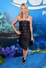 HOLLYWOOD, CA - JUNE 08: Actress Kaitlin Olson attends The World Premiere of Disney-Pixar's FINDING DORY on Wednesday, June 8, 2016 in Hollywood, California. (Photo by Alberto E. Rodriguez/Getty Images for Disney) *** Local Caption *** Kaitlin Olson