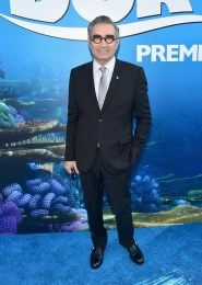 HOLLYWOOD, CA - JUNE 08: Actor Eugene Levy attends The World Premiere of Disney-Pixar's FINDING DORY on Wednesday, June 8, 2016 in Hollywood, California. (Photo by Alberto E. Rodriguez/Getty Images for Disney) *** Local Caption *** Eugene Levy