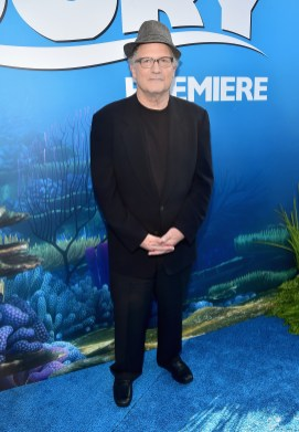 HOLLYWOOD, CA - JUNE 08: Actor Albert Brooks attends The World Premiere of Disney-Pixar's FINDING DORY on Wednesday, June 8, 2016 in Hollywood, California. (Photo by Alberto E. Rodriguez/Getty Images for Disney) *** Local Caption *** Albert Brooks