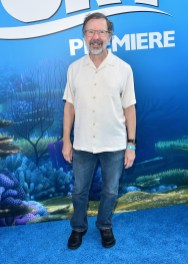 HOLLYWOOD, CA - JUNE 08: President of Walt Disney Animation Studios and Pixar Animation Studios Edwin Catmull attends The World Premiere of Disney-Pixar's FINDING DORY on Wednesday, June 8, 2016 in Hollywood, California. (Photo by Alberto E. Rodriguez/Getty Images for Disney) *** Local Caption *** Edwin Catmull