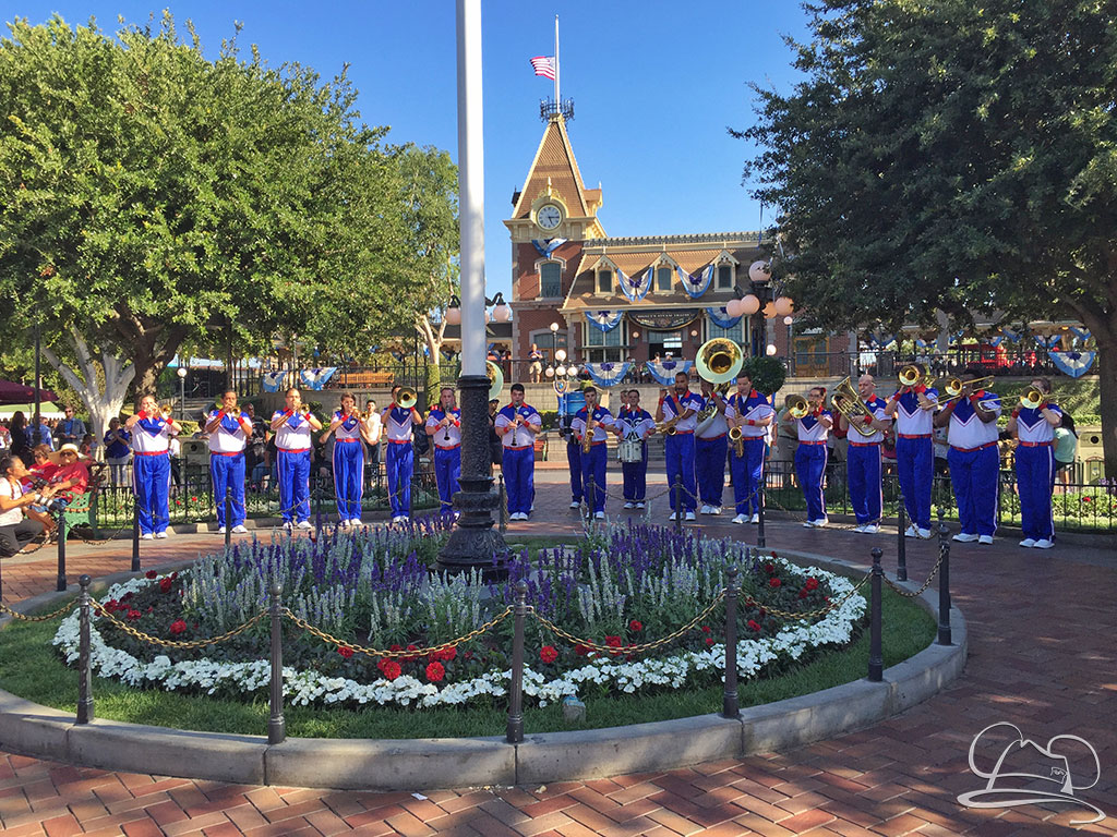 Disney Posts Audition Info for 2017 Disneyland Resort All-American College Band