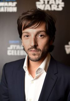 LONDON, ENGLAND - JULY 15: Diego Luna attends the Star Wars Celebration at ExCel on July 15, 2016 in London, England. (Photo by Ben A. Pruchnie/Getty Images for Walt Disney Studios) *** Local Caption *** Diego Luna