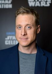 LONDON, ENGLAND - JULY 15: Alan Tudyk attends the Star Wars Celebration at ExCel on July 15, 2016 in London, England. (Photo by Ben A. Pruchnie/Getty Images for Walt Disney Studios) *** Local Caption *** Alan Tudyk