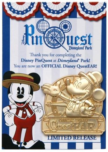 Disney Pin Scavenger Hunt