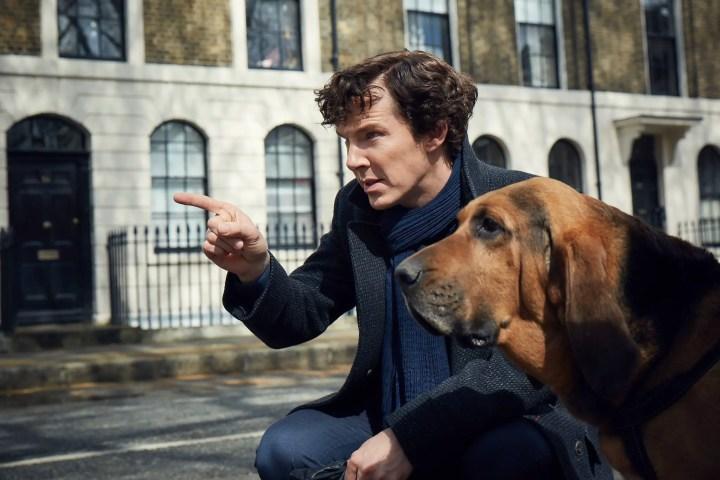 Sherlock Season 4 Image Released