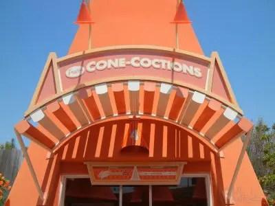 DCA_cone