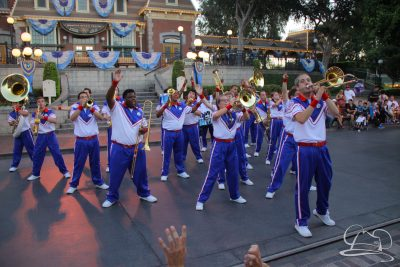Final Day of Disneyland Resort 2016 All-American College Band-36