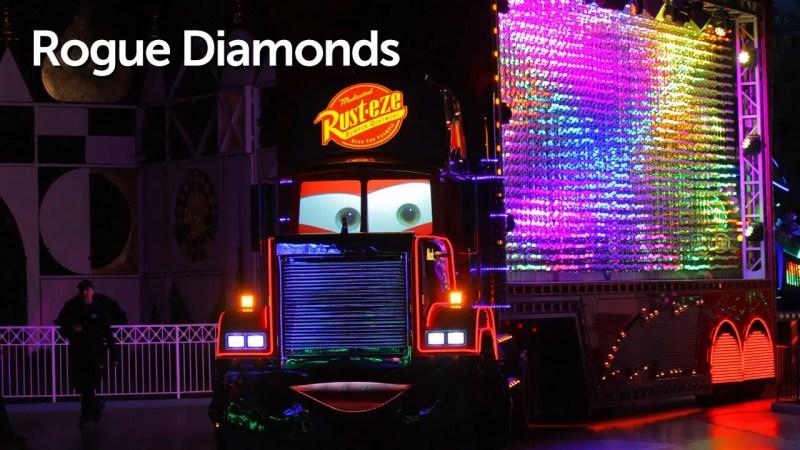 Rogue Diamonds - Geeks Corner - Episode 543